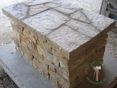 Abdeckplatten - Gneis Abdeckplatten Amalfi - Bpl-00031-01_03T - Steinbruch Huber