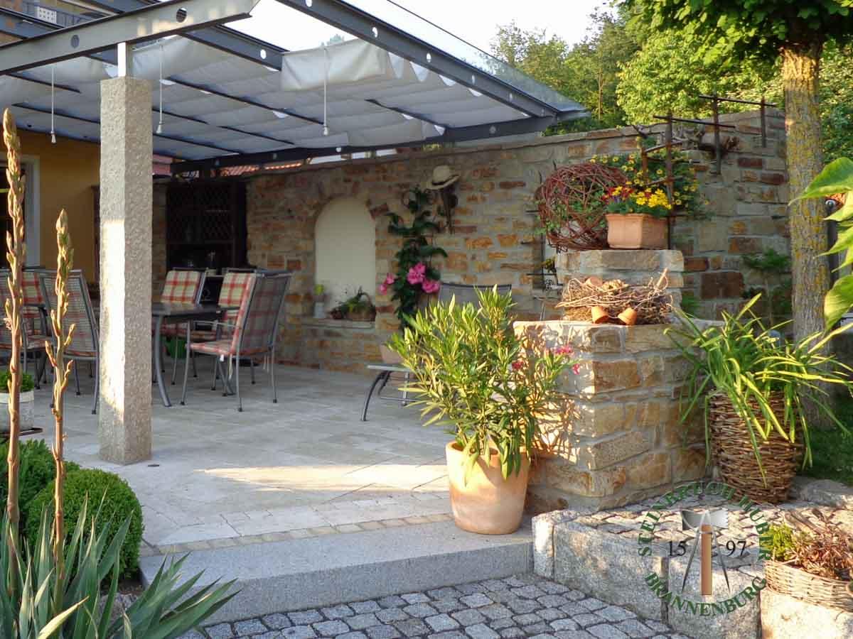 Mauersteine - Gneis Mauersteine Amalfi N - Mst-00031-02_06 - Steinbruch Huber