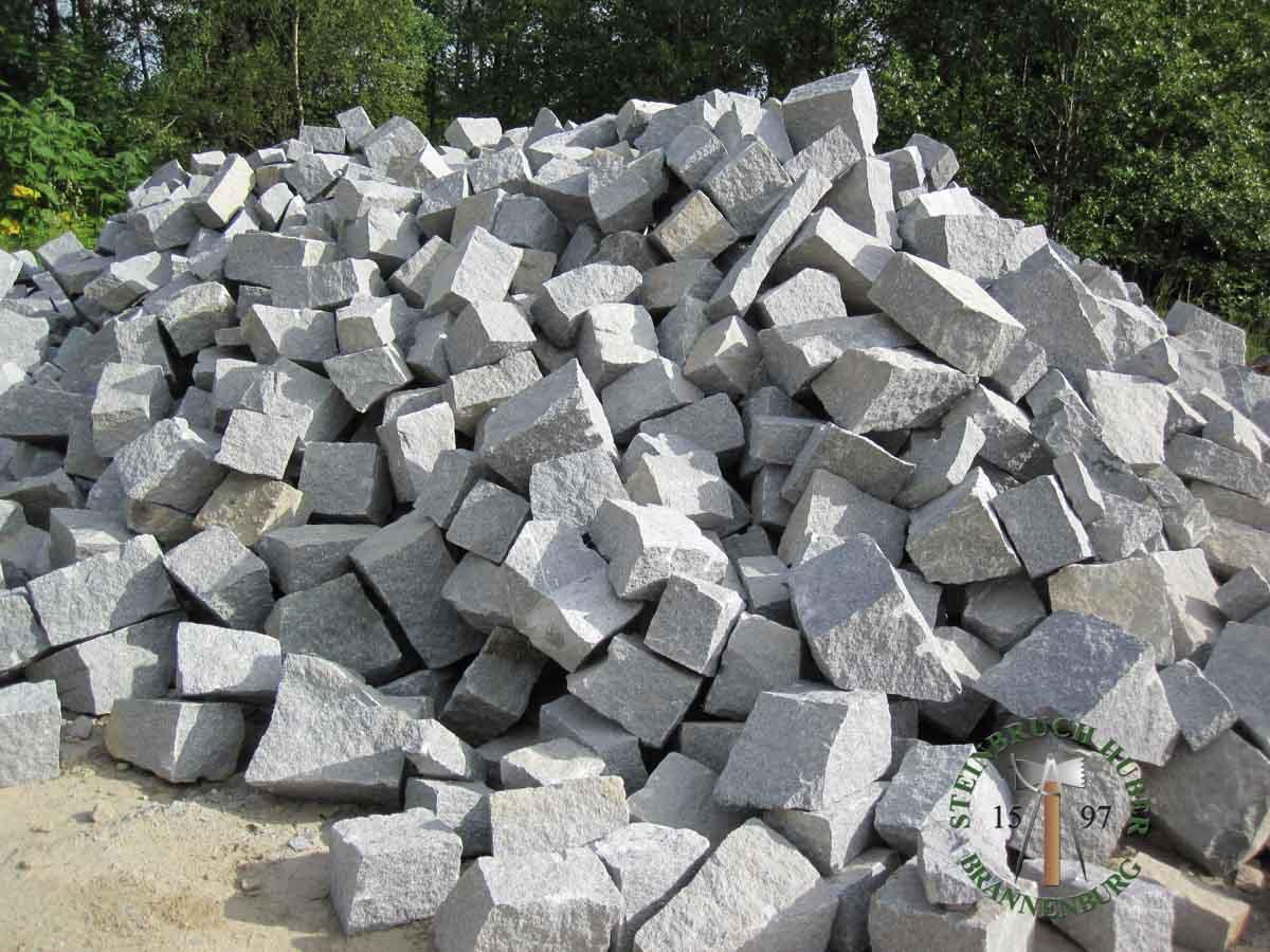 Mauersteine - Granit Mauersteine BayGranit U-15-40 - 00092_01 - Steinbruch Huber