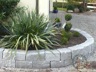 Mauersteine - Granit Mauerstein BayGranit R-20 - 00141_03T - Steinbruch Huber