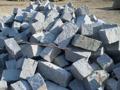 Mauersteine - Granit Mauerstein BayGranit R-20 - 00141_04T - Steinbruch Huber