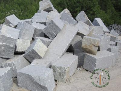 Mauersteine - Granit Mauerstein BayGranit R-50 - 00146_03T - Steinbruch Huber