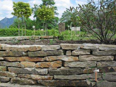 Mauersteine - Granit Mauerplatten Portofino P - Mst-00033-04_02T - Steinbruch Huber