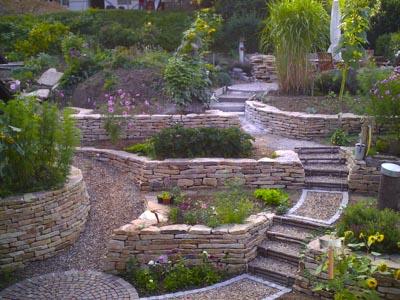 Mauersteine - Granit Mauerplatten Portofino P - Mst-00033-04_03T - Steinbruch Huber
