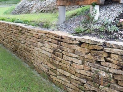 Mauersteine - Granit Mauerplatten Portofino P - Mst-00033-04_04T - Steinbruch Huber