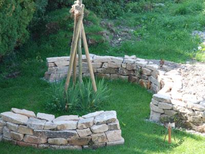 Mauersteine - Granit Mauersteine Portofino N - Mst-00033-03_03T - Steinbruch Huber