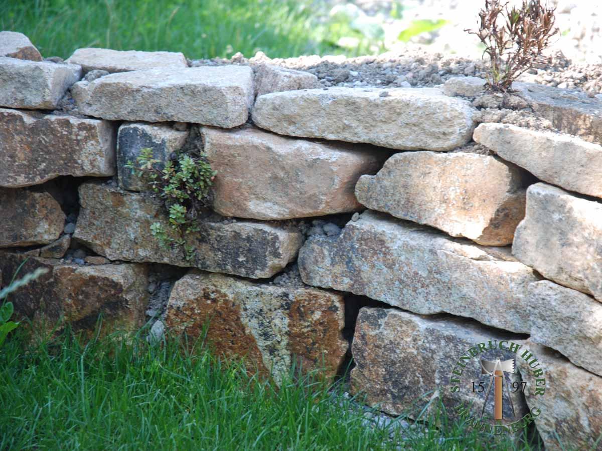Mauersteine - Granit Mauersteine Portofino N - Mst-00033-03_04 - Steinbruch Huber