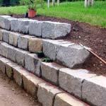 Mauersteine - Granit Quader BayGranit R - 00139_01T - Steinbruch Huber