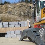 Mauersteine - Granit Quader BayGranit R - 00139_03T - Steinbruch Huber