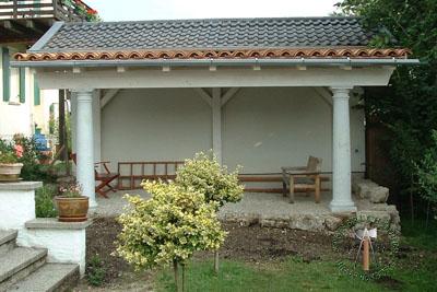 Pfeiler, Säulen - Granit Säulen - Saeu-02_10T - Steinbruch Huber