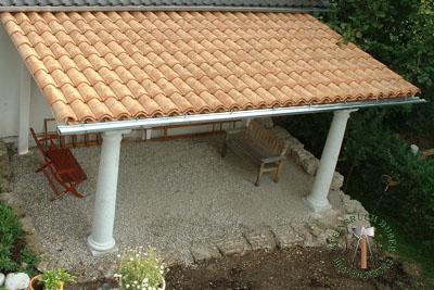 Pfeiler, Säulen - Granit Säulen - Saeu-02_02T - Steinbruch Huber