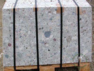 Bodenplatten - Nagelfluh Bodenplatten - Bode-01_05T - Steinbruch Huber