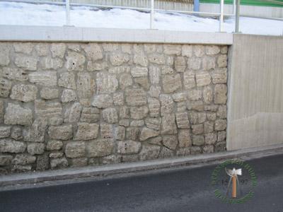 Mauersteine - Nagelfluh Mauersteine Breitenberg - 00006_03T - Steinbruch Huber