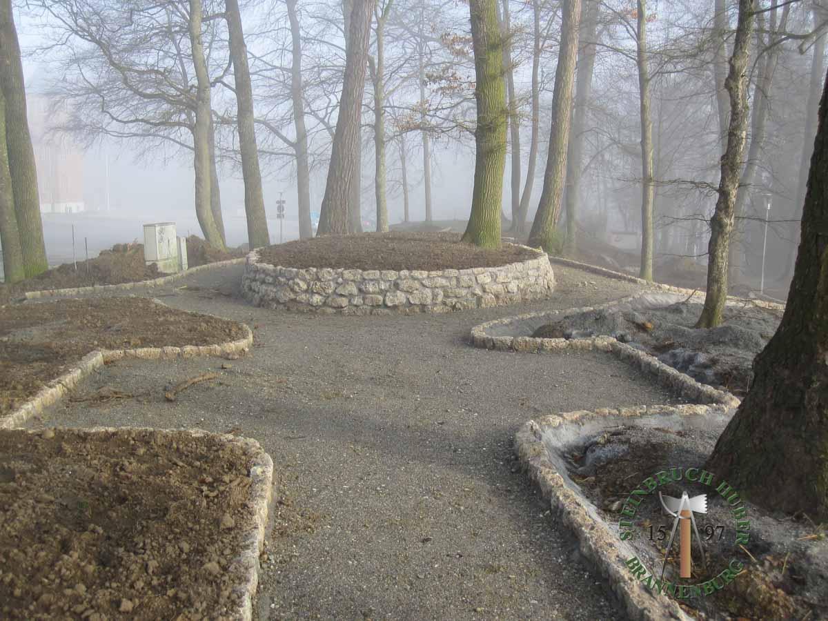 Mauersteine - Nagelfluh Mauersteine Petersberg - 00004_06 - Steinbruch Huber