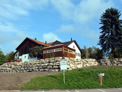 Mauersteine - Nagelfluh Mauersteine Petersberg XLF - 00009F_04T - Steinbruch Huber