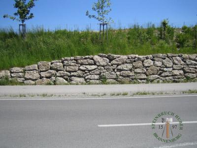 Mauersteine - Nagelfluh Mauersteine Petersberg XL - 00009_07T - Steinbruch Huber